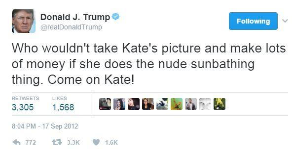 trumpkate