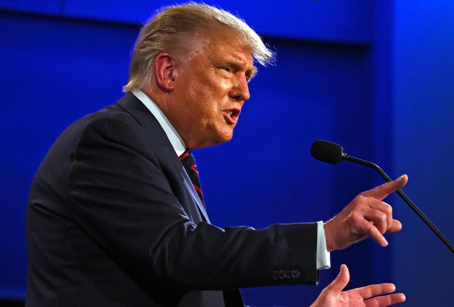 Donald Trump debates